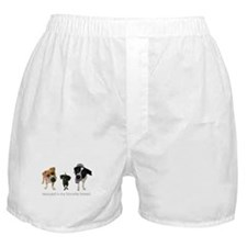 Rescued Favorite Breed Boxer Shorts