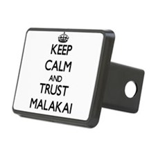 Keep Calm and TRUST Malakai Hitch Cover