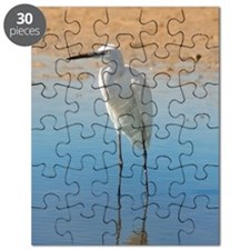 Little Egret Puzzle