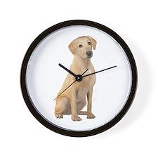 Labrador (Y3) Wall Clock