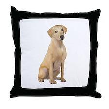 Labrador (Y3) Throw Pillow