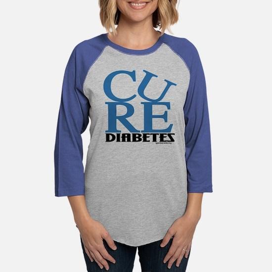 Blue Cure Long Sleeve T-Shirt