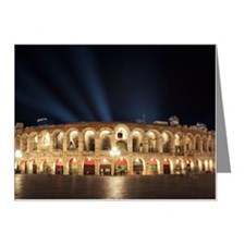 Arena of Verona Note Cards (Pk of 20)