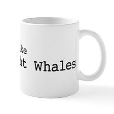 I like Pygmy Right Whales Mug