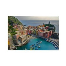 Vernazza Rectangle Magnet