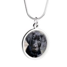 Eromit Labs- Victor Silver Round Necklace