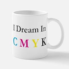 Cute Dream in cmyk Mug