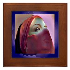 Transformation behind The Mask Framed Tile