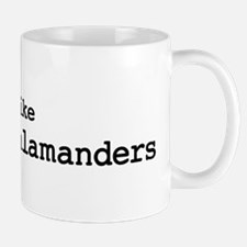 I like Marbled Salamanders Mug