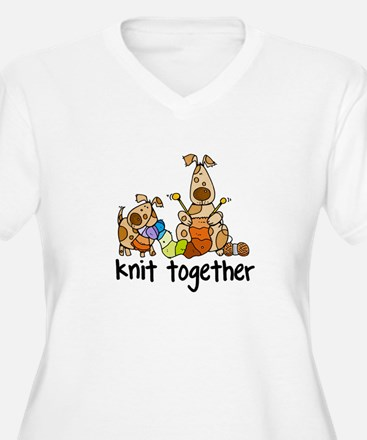 Knit together II T-Shirt