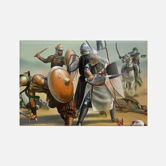 Templar Fight Magnets