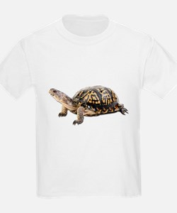 Ornate Box Turtle T-Shirt