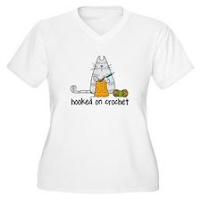 Hooked on crochet II T-Shirt