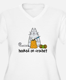 Hooked on crochet II T-Shirt