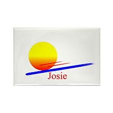 Josie Rectangle Magnet
