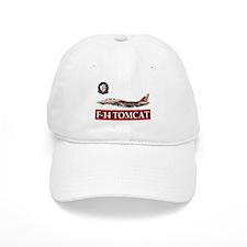 F-14 Tomcat VF-24 Baseball Cap
