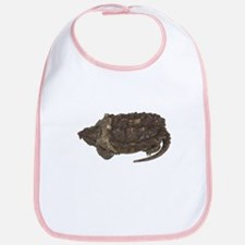 Snapping Turtle Bib