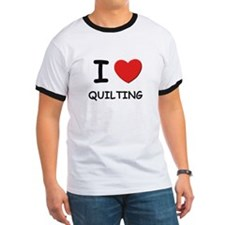 I love quilting T