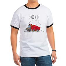 AlsSnowREmovalwhite2 T-Shirt