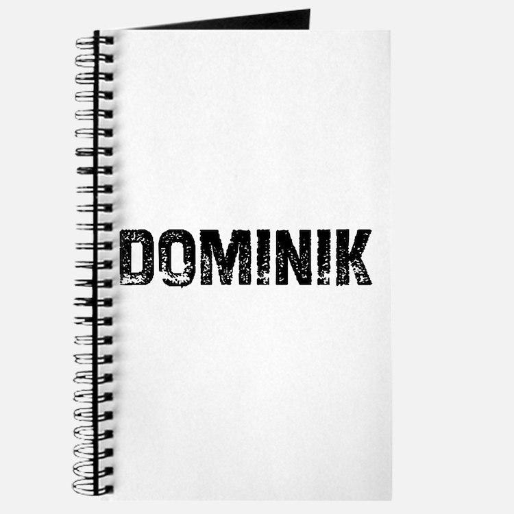 Dominik Journal