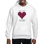 Heart-MacCulloch.MacCullough Hooded Sweatshirt