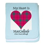 Heart-MacCulloch.MacCullough baby blanket