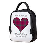 Heart-MacCulloch.MacCullough Neoprene Lunch Bag