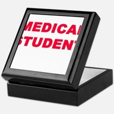 MEDICAL STUDENT Keepsake Box