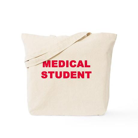 MEDICAL STUDENT Tote Bag