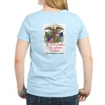 69th NY / Fenian (back) - Women's Pink T-Shirt