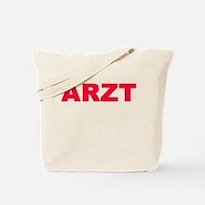 ARZT Tote Bag