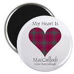 Heart-MacCulloch.MacCullough Magnet