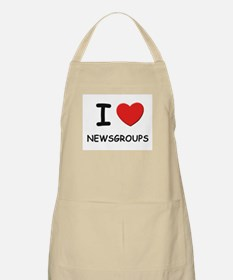 I love newsgroups  BBQ Apron