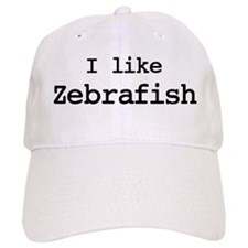I like Zebrafish Baseball Cap