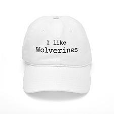 I like Wolverines Baseball Cap