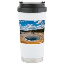 Yellowstone national pa Travel Mug