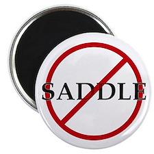 Great Dane No Saddle Magnet