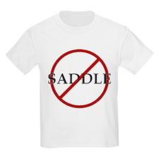 Great Dane No Saddle T-Shirt