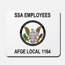 AFGE Local 1164 Mousepad 4