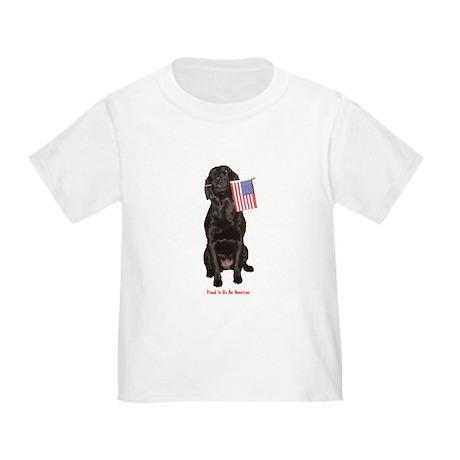 proud american Toddler T-Shirt