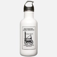 Contemporary poster fo Water Bottle