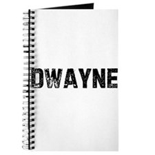 Dwayne Journal