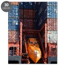 Container ship lifeboat Puzzle