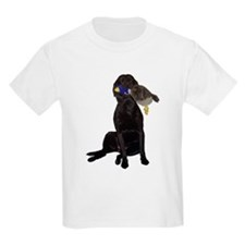 lab with duck T-Shirt