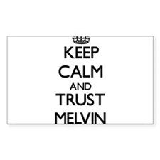 Keep Calm and TRUST Melvin Decal