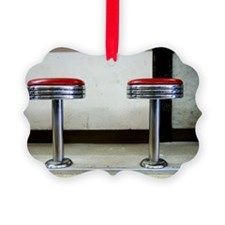 American Diner, Counter Stools Ornament