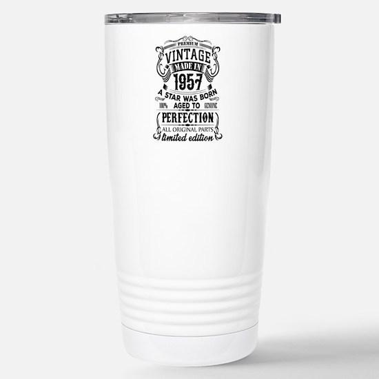 Vintage 1957 Mugs