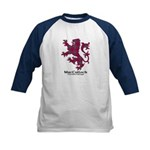 Lion-MacCulloch.MacCullough Kids Baseball Jersey