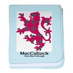 Lion-MacCulloch.MacCullough baby blanket