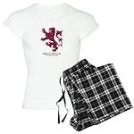 Lion-MacCulloch.MacCullough Women's Light Pajamas